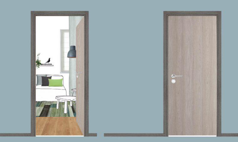 Porte e telai da personalizzare a seconda del tuo stile
