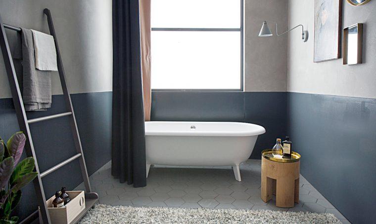 Come arredare il bagno con una vasca in stile vintage