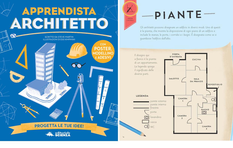 Architetti Famosi Antichi piccoli architetti crescono - casafacile