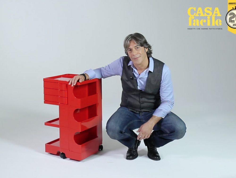 Video icone del design: il carrello Boby