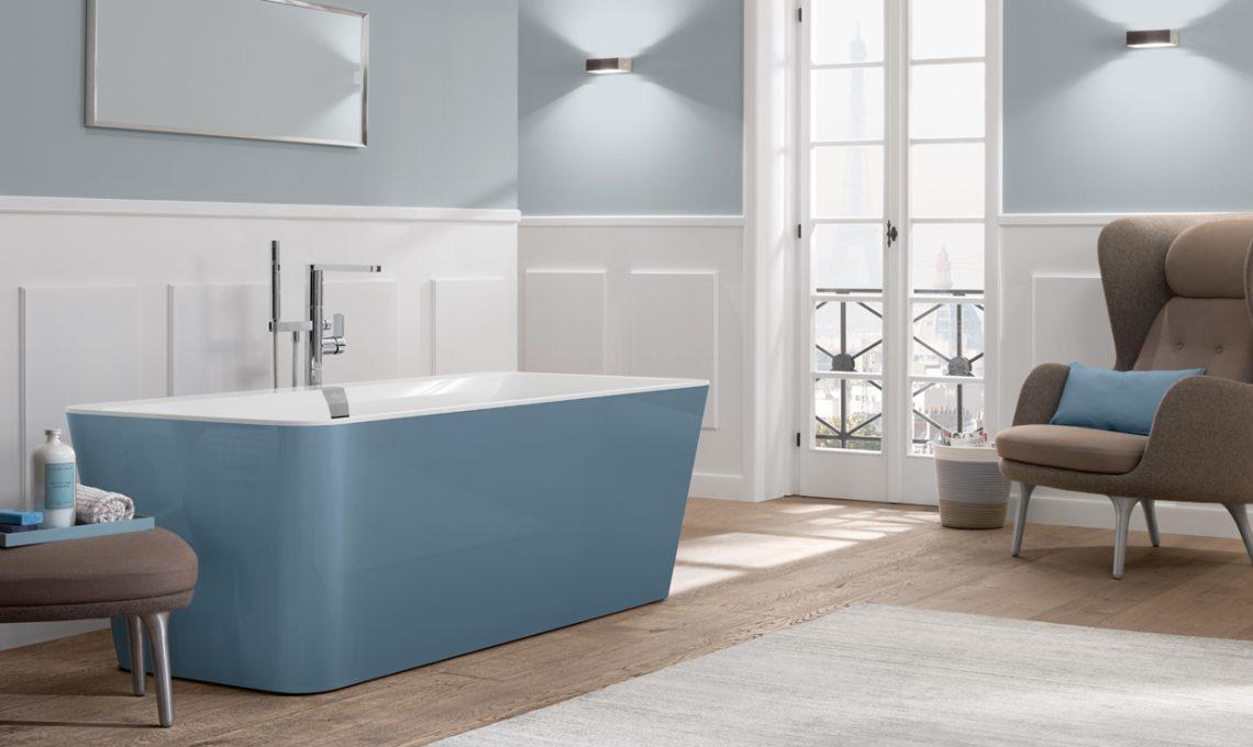 Vasca Da Bagno Relax : Vasche da bagno a tutto relax casafacile