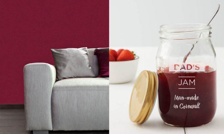 Dipingi le pareti con tinte golose ispirate a dolci&frutta!