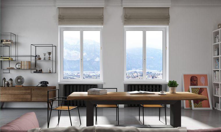 Risparmio energetico: inizia dalle finestre!
