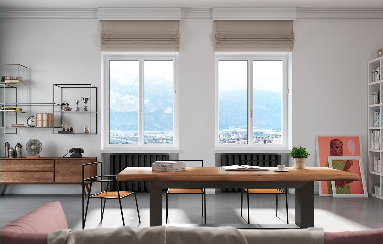 Risparmio energetico inizia dalle finestre casafacile - Finestre a risparmio energetico ...