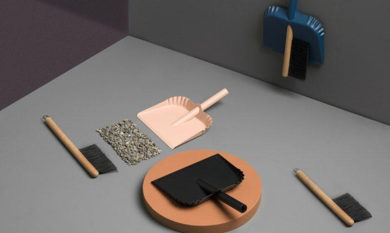 Accessori di design per le pulizie di casa