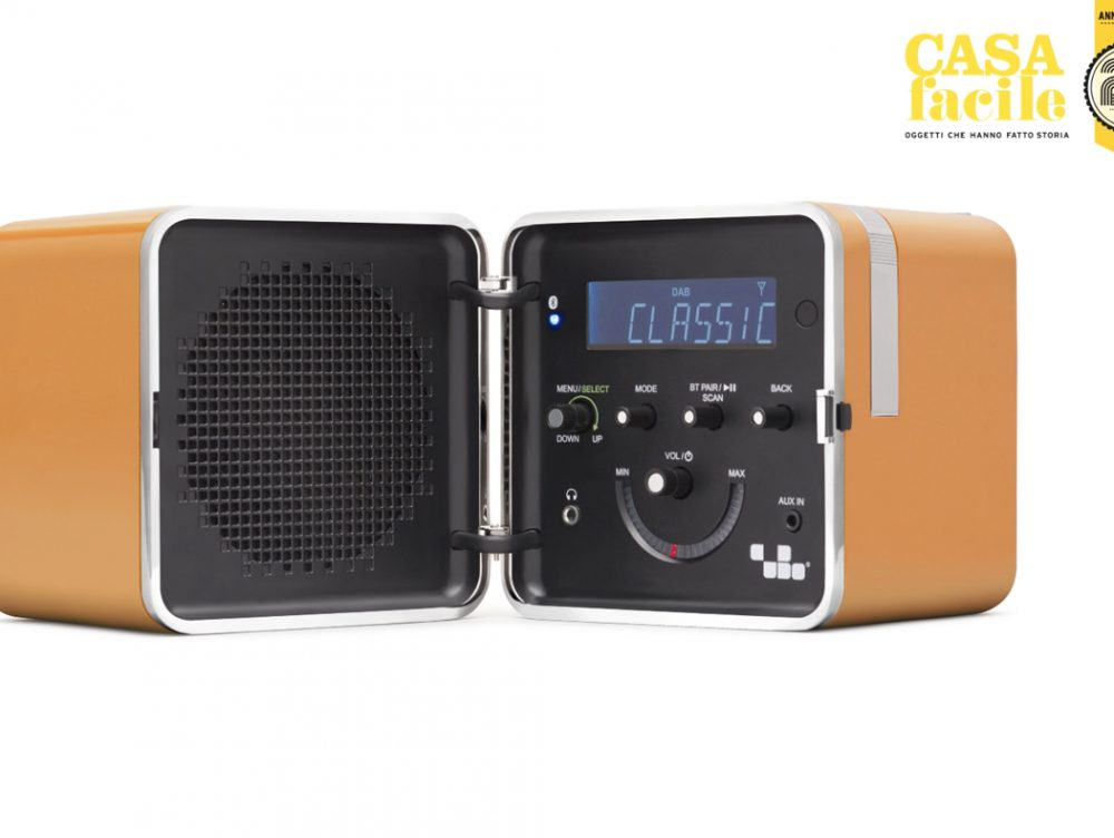 Video icone del design: Radio Cubo