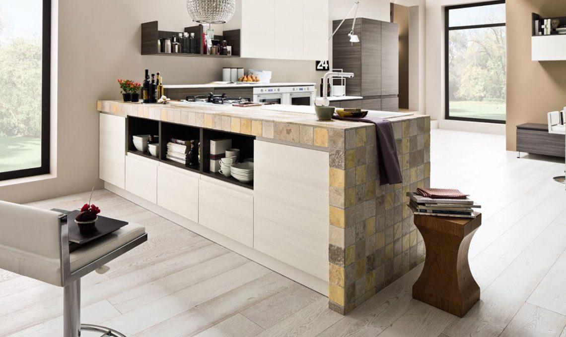 Cucina In Muratura Con Ante Ikea.Cucina In Muratura Come Si Fa Casafacile