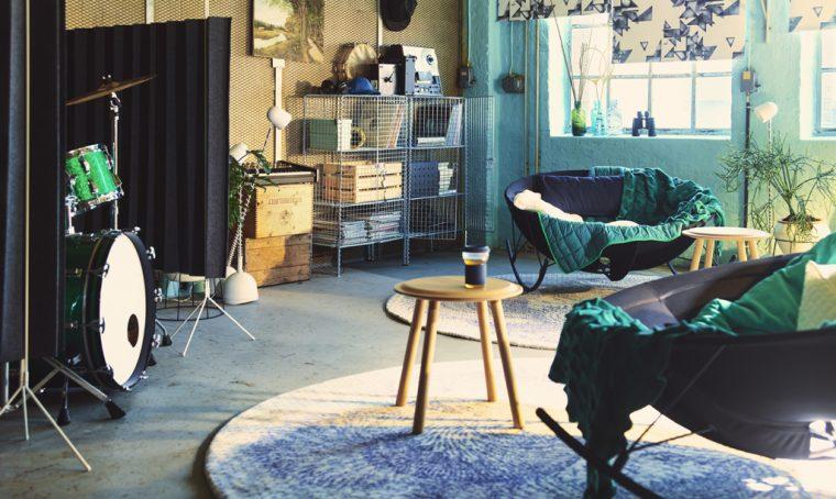 La collezione Ikea PS 2017 per abitare in libertà!