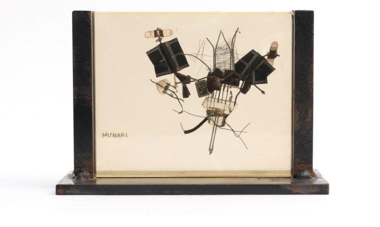 Bruno Munari artista totale in mostra a Torino