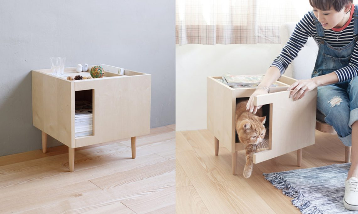 10 arredi e accessori di design per cani e gatti casafacile for Casa accessori