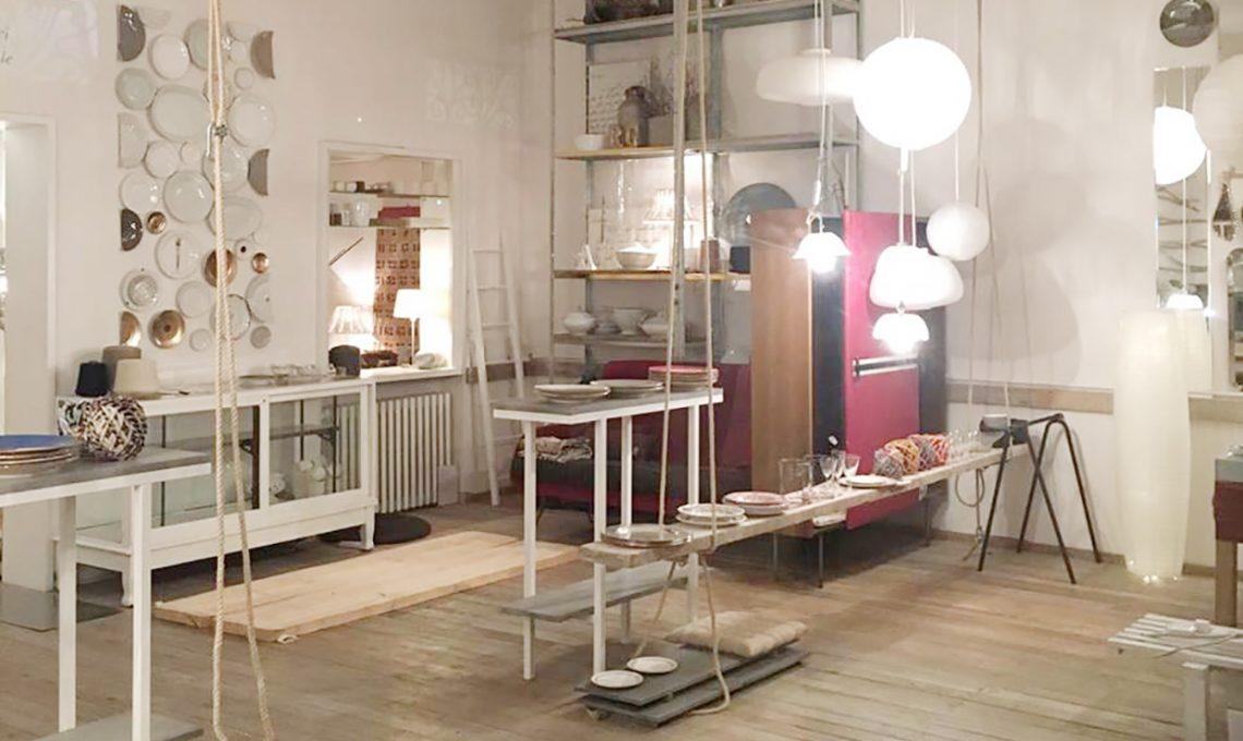 Shopping tour tra negozi di design e vintage a modena for Negozi arredamento modena e provincia