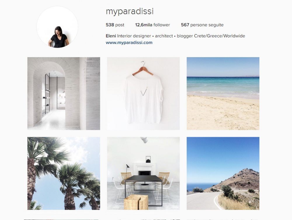 10 profili Instagram per appassionati di interior design