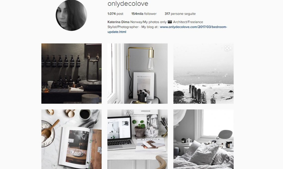 10 profili instagram per appassionati di interior design for Siti di interior design