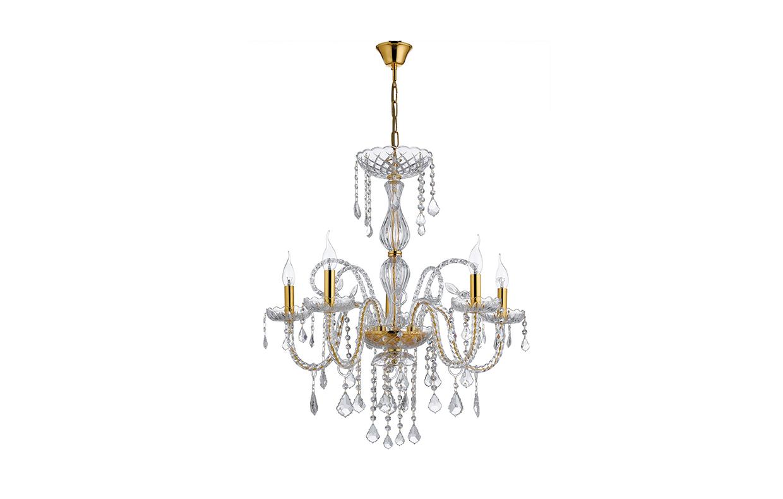 Lampadari moderni di cristallo casafacile for Lampadari moderni ikea