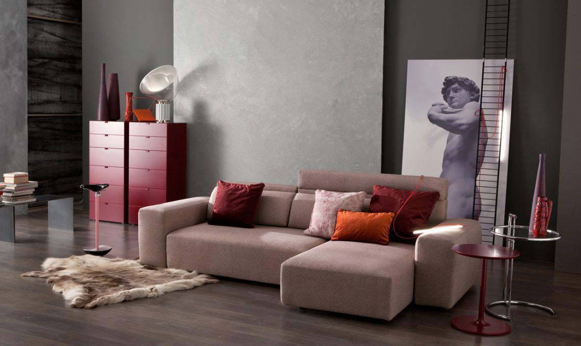 Divano Rosa Antico : 12 divani per tutti i gusti e tutte le tasche! casafacile