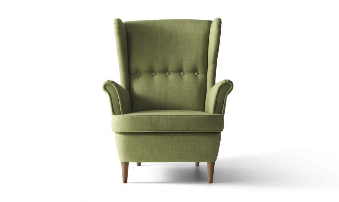 Poltrona Ikea Strandmon.8 Poltrone 100 Comfort Casafacile