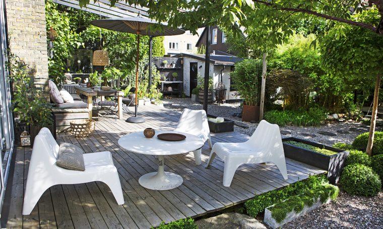 Arreda il tuo spazio all'aperto e trasformalo in un salotto outdoor