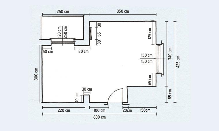 Progetta la tua cucina in 7 mosse casafacile for Progettare bagno ikea