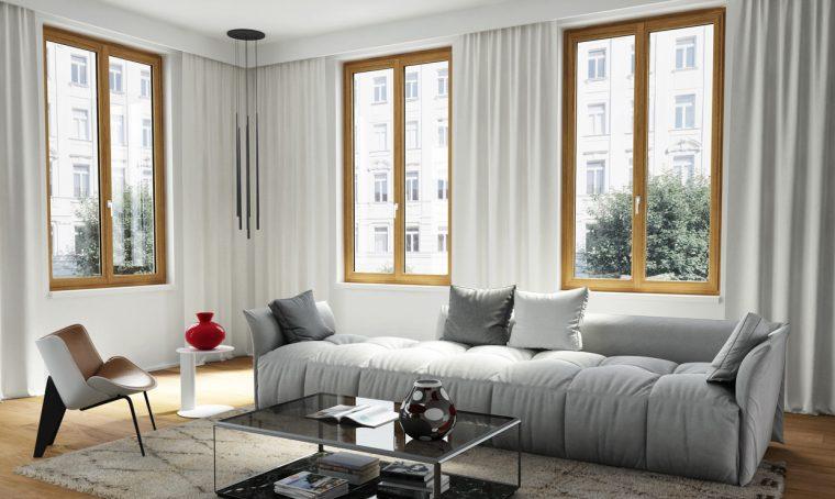 Ristrutturare: le nuove finestre ad alte prestazioni