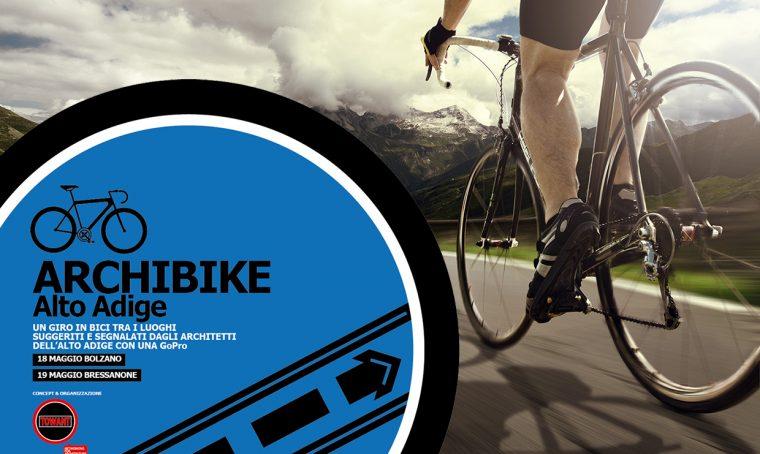 Tour in bicicletta a Bolzano nei luoghi dell'architettura contemporanea