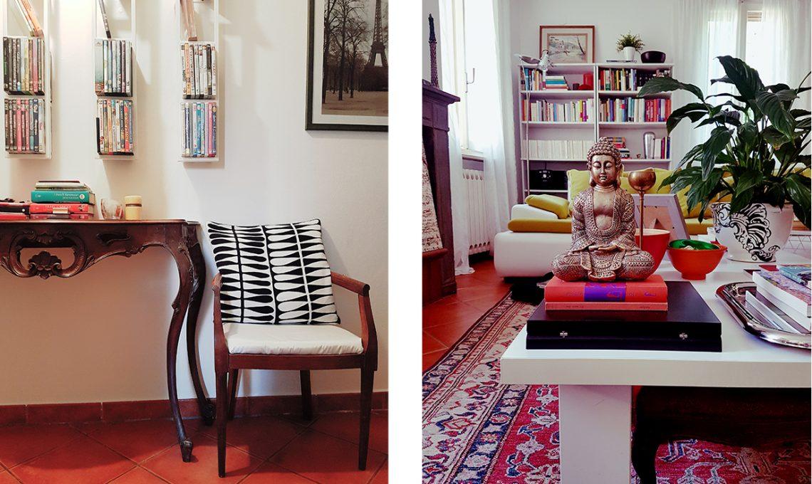 Moderno e antico arredare con stili a contrasto casafacile for Arredare con mobili antichi e moderni