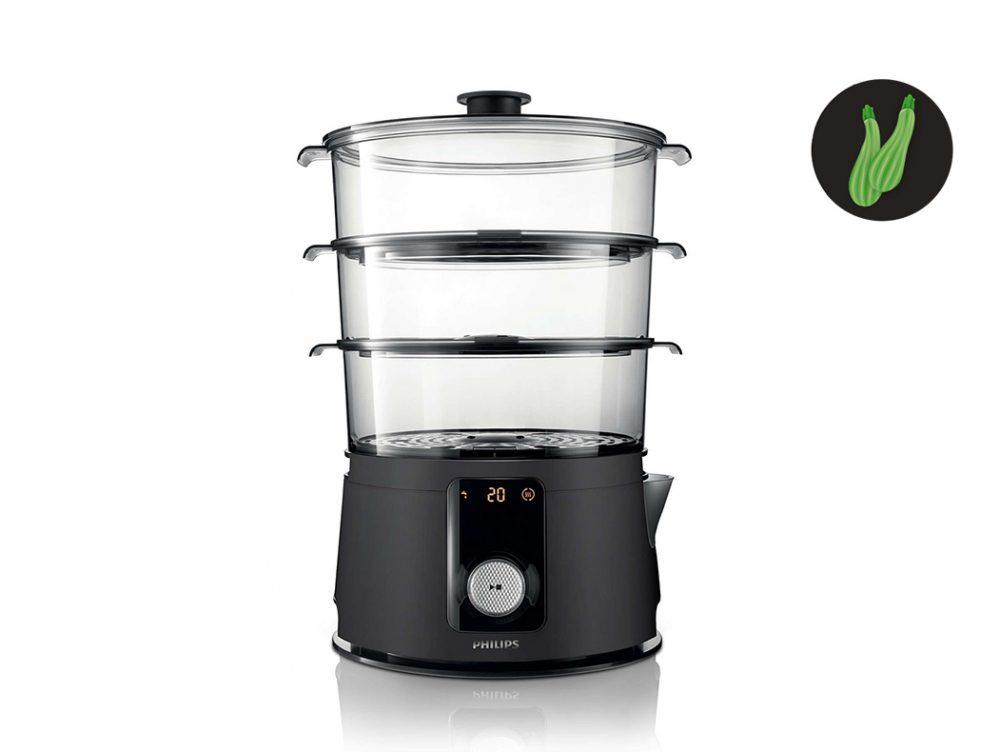 Piccoli elettrodomestici per cucinare sano