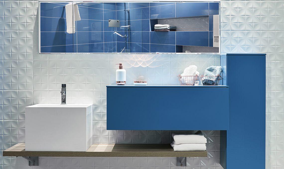 Mobile bagno: scegli la combinazione nel tuo stile - CASAfacile
