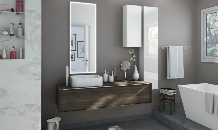 Mobile bagno: scegli la combinazione nel tuo stile