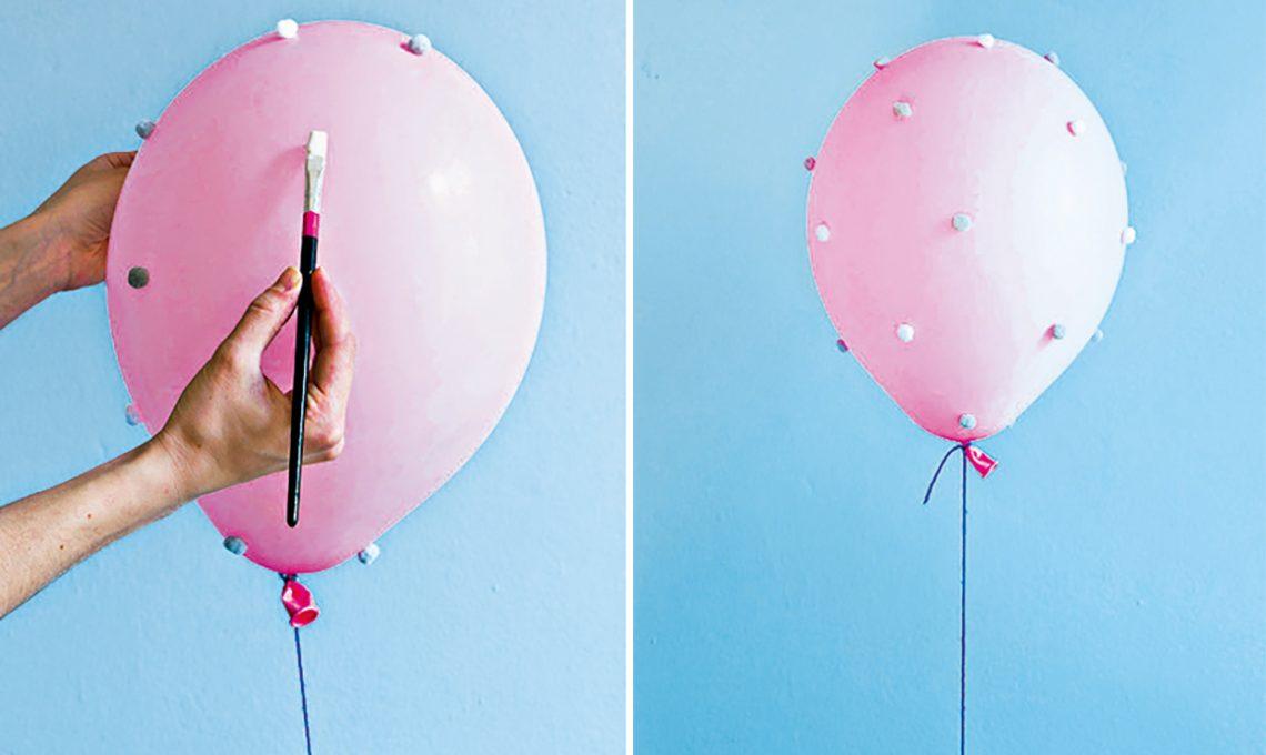 Decorazioni Fai Da Te Per Feste : Decorazioni per la festa palloncini fai da te casafacile