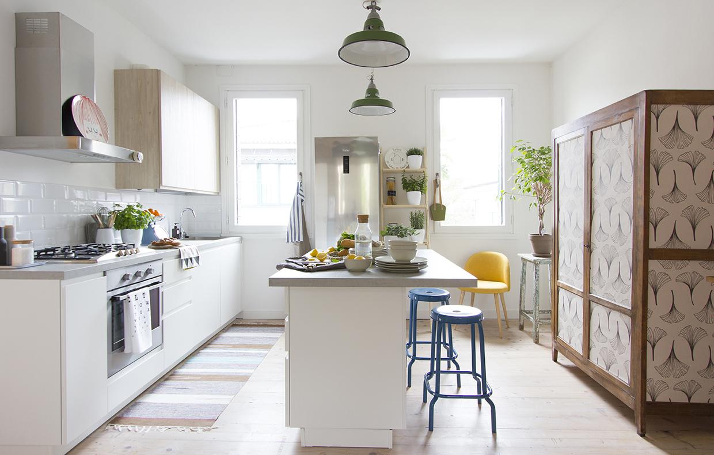 A casa della blogger stile nordico in un appartamento d for Arredamento per case piccole