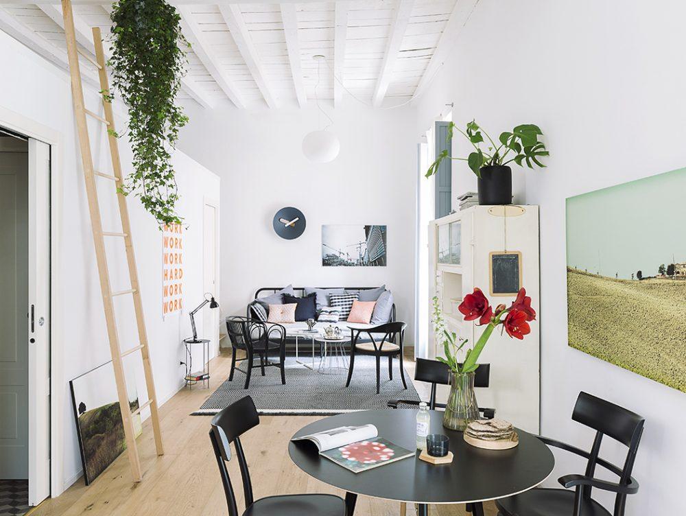 50mq su due piani la ristrutturazione di una mini casa for Piani di studio a casa