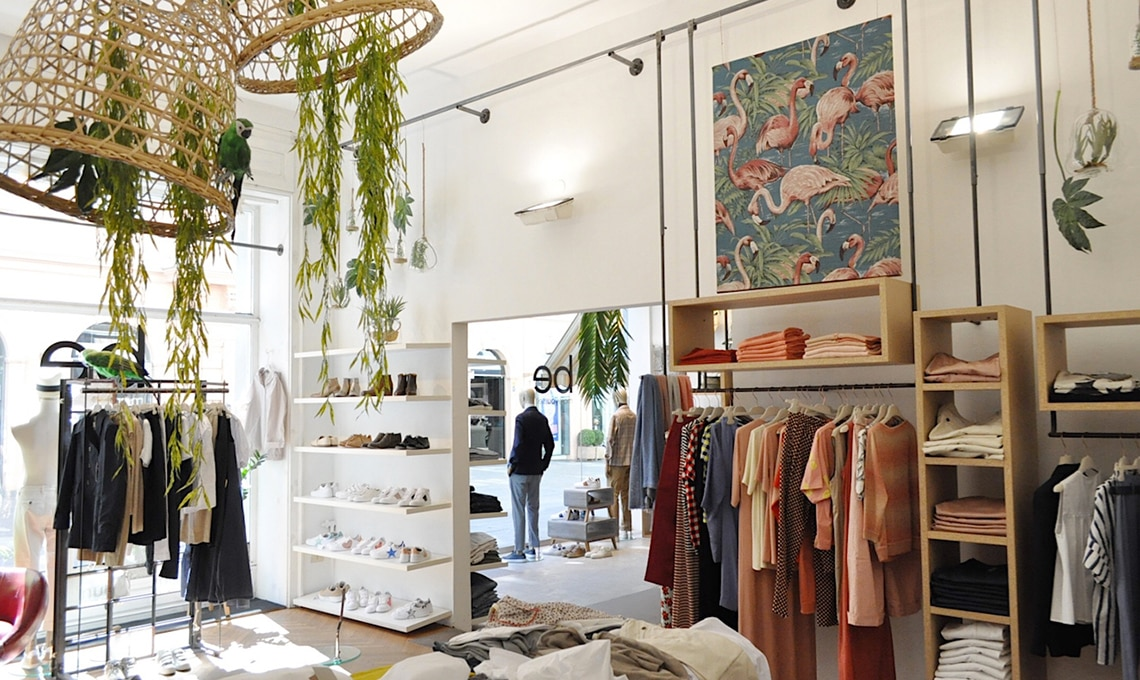 boutique design merano