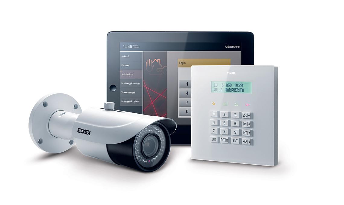 Impianto video sicurezza