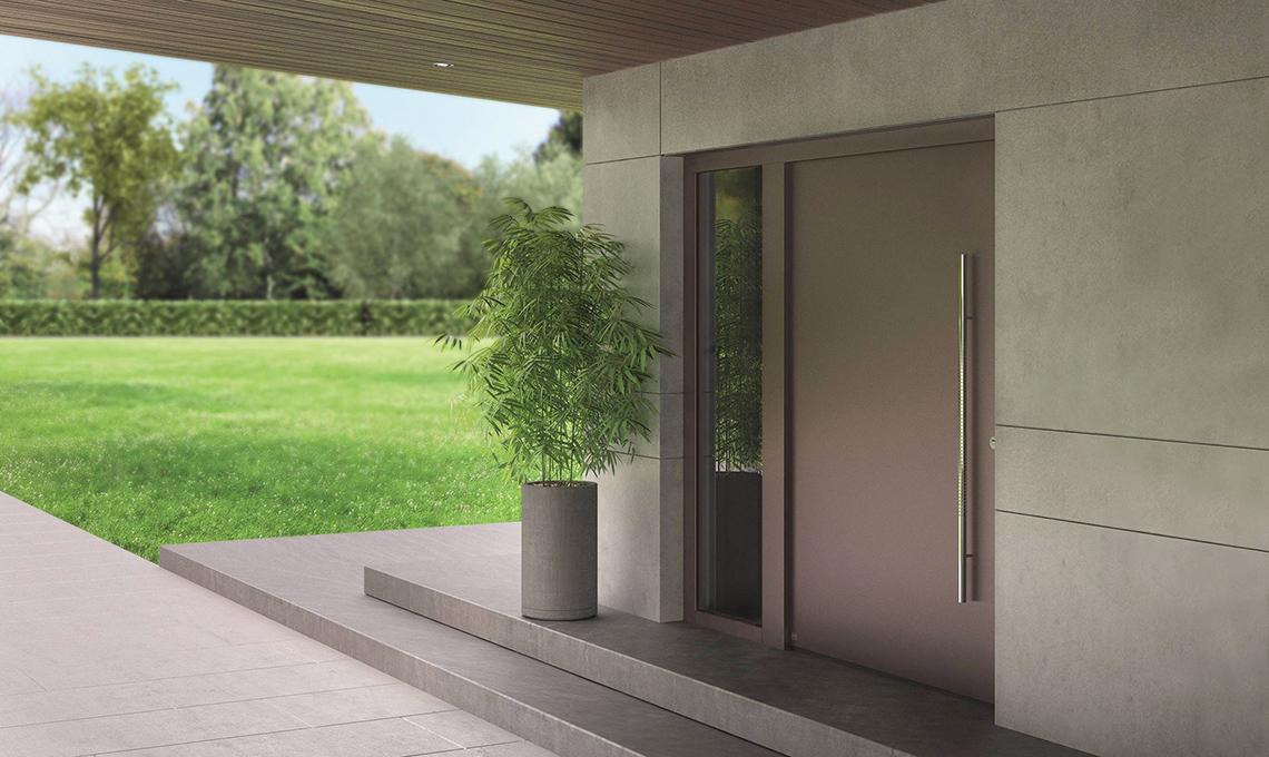Sicurezza porte e finestre a prova di ladro casafacile - Porta finestra blindata ...