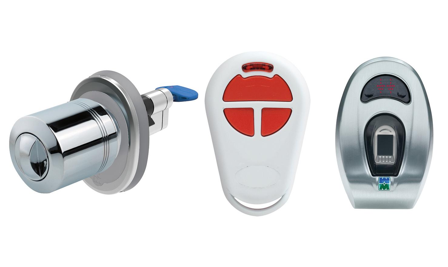 trasforma la tua serratura in chiusura sicura