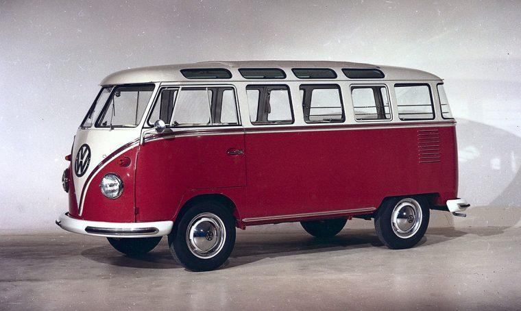 Il furgoncino T2 Volkswagen: un'icona del design