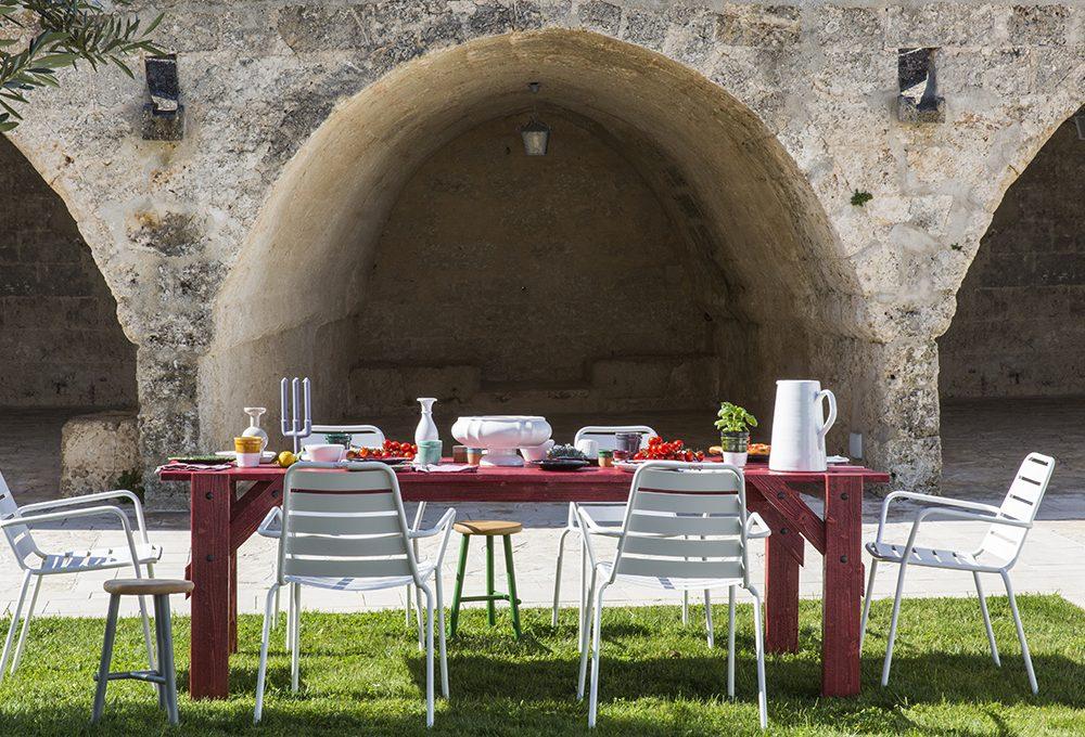 In Puglia nella masseria di Raoul Bova