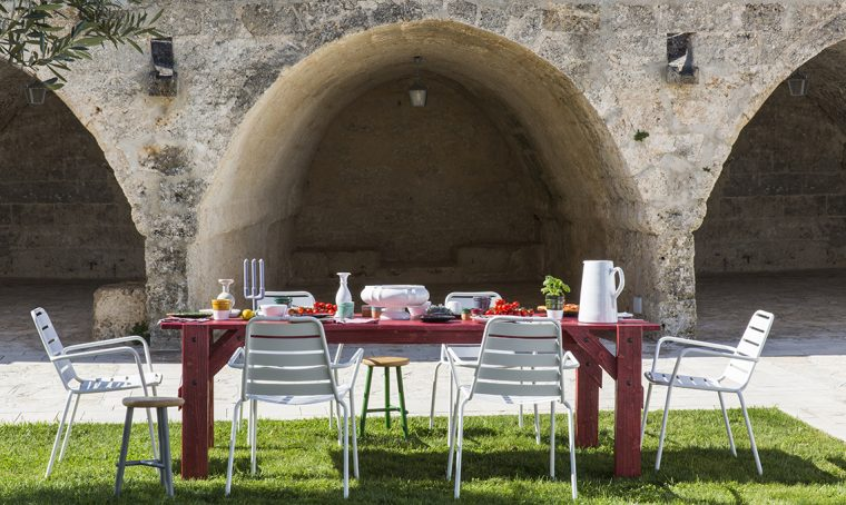 Mangiare in Masseria