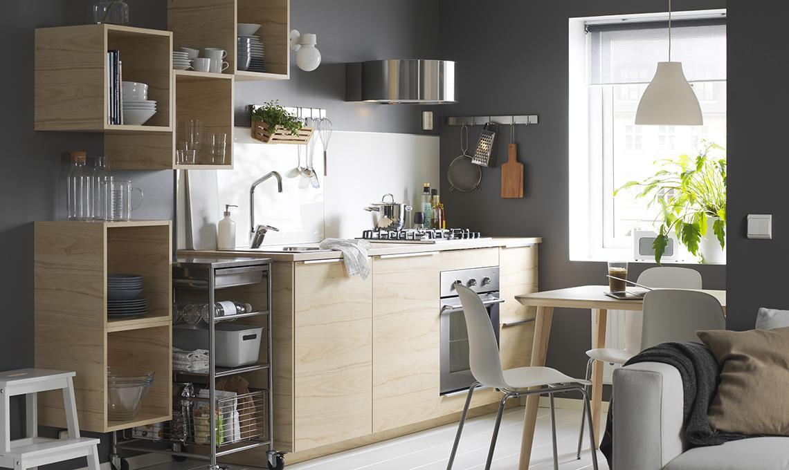 Mensole o pensili in cucina: i fattori da valutare prima di ...