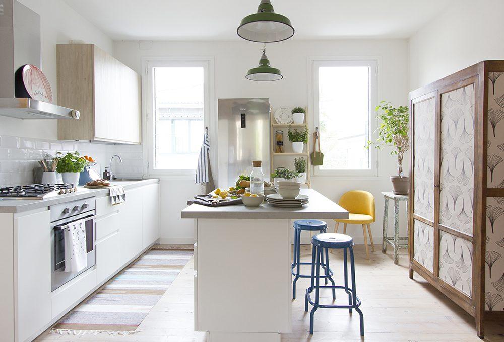 Idee e soluzioni per una casa in stile nordico con arredi fai da te