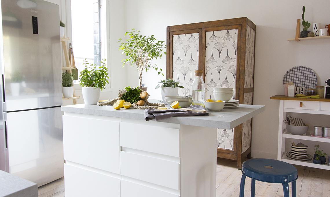 Eccezionale Idee e soluzioni per una casa in stile nordico con arredi fai da  GB77
