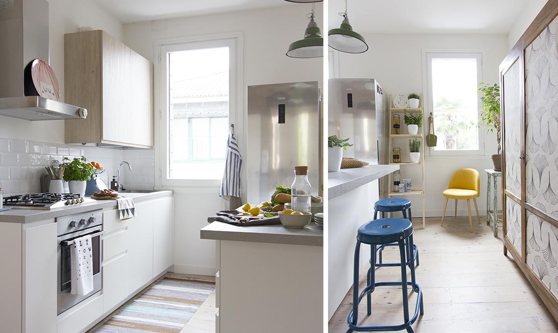 sgabelli in cucina