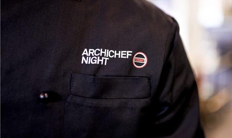ArchichefNight a Firenze, 5 architetti chef per una sera