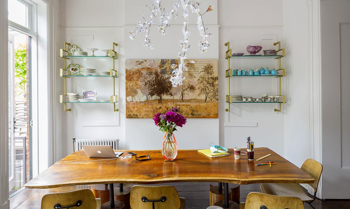 Il mix perfetto arredi vintage e pezzi di design casafacile for Il piano casa perfetto