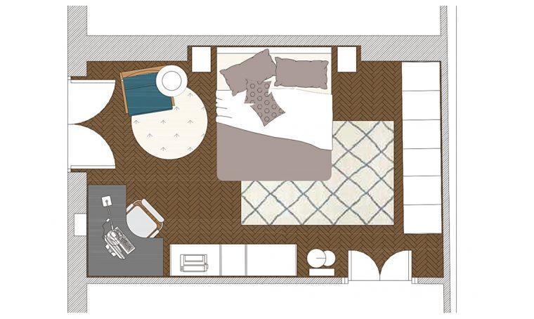 Come ricavare un angolo studio in camera