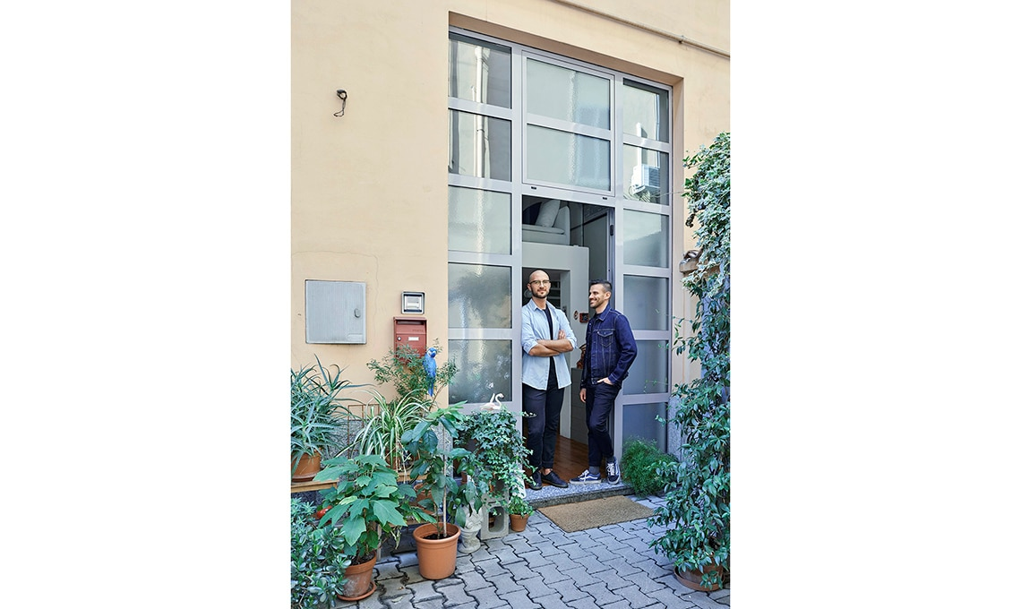 Stefano Paleari e Riccardo Casiraghi Gnam Box