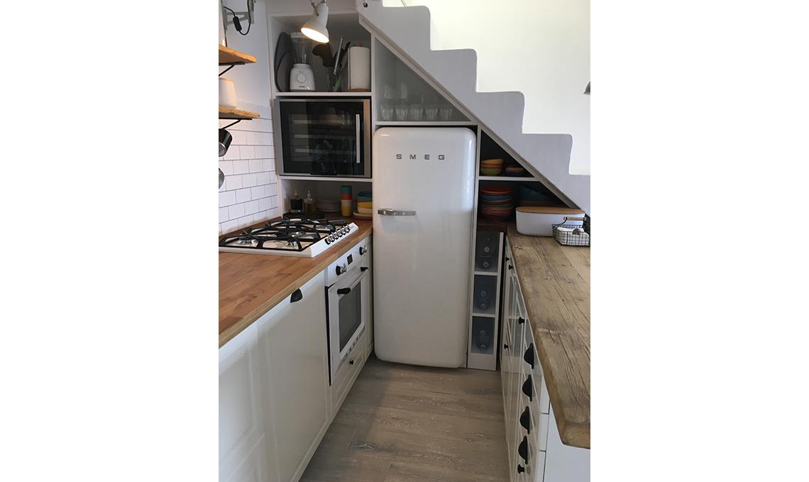 Arredamento Interni Casa Al Mare : Spunti per arredare una casa al mare con cucina a vista casafacile