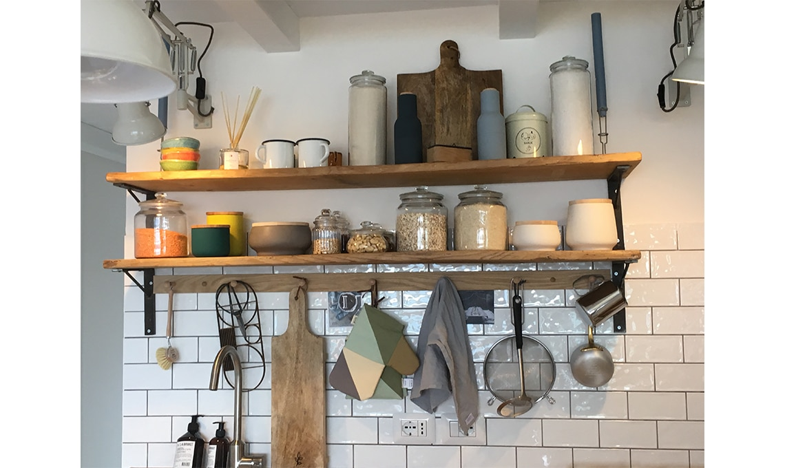 Spunti per arredare una casa al mare con cucina a vista casafacile