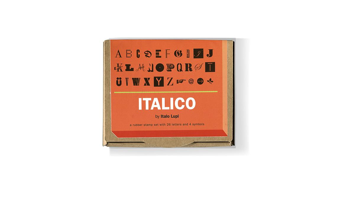 CasaFacile Timbri di Italo Lupi Corraini