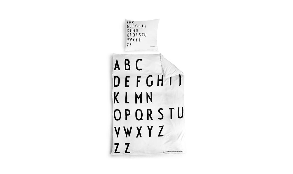 Design Letters copripiumino